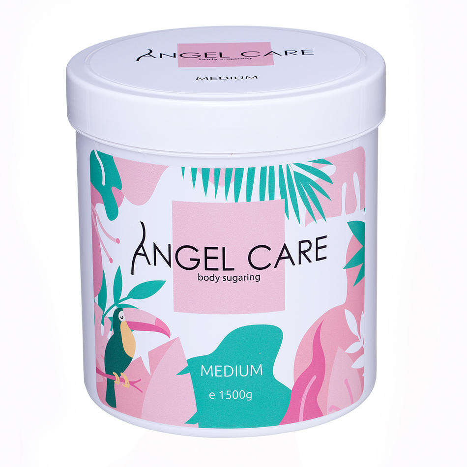 Сахарная паста Angel Care Medium summer edition 1500 гр