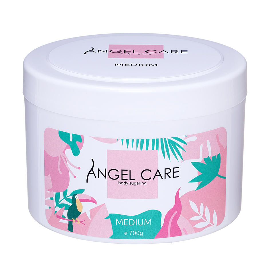Сахарная паста Angel Care Medium summer edition 700 гр