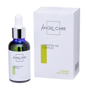​Комплекс эфирных масел лаванды и чайного дерева Angel Care