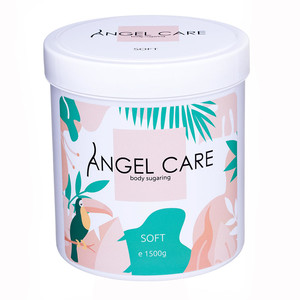 Сахарная паста Angel Care Soft летняя серия 1500 гр